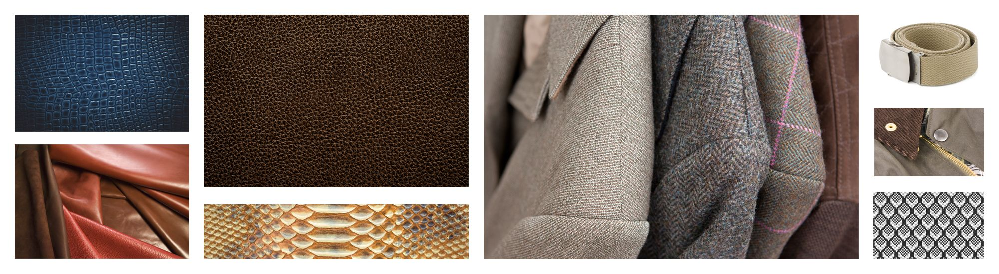 Italian Leathers & Textile Suppliers